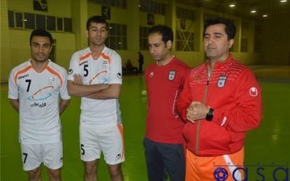 محمد هاشمزاده : بازی تایلند را در این مسابقات دیدهایم و نقاط ضعف و قدرت این تیم را میشناسیم