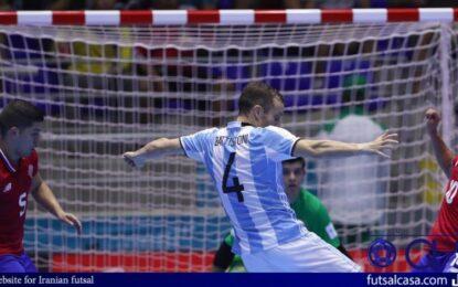 یک چهارم نهایی جام جهانی ۲۰۲۱؛ ضیافت پنالتی ها روسیه را حذف کرد/ دوئل آرژانتین – برزیل برای رسیدن به فینال