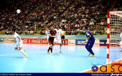 ۳ تیم برتر آسیا جواز حضور در مسابقات جام جهانی فوتسال را کسب کردند