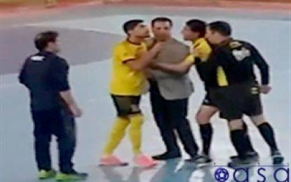 محرومیت و جریمه نقدی دو بازیکن مس و حفاری با حکم کمیته انضباطی