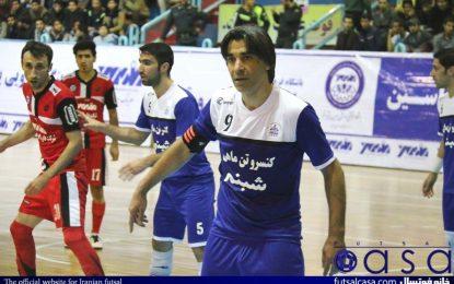 شمسایی: پیروزی مقابل ارژن شیراز، هدف اصلی ما بود/ برای حفظ توپ و عقب راندن حریف از پاور پلی استفاده کردیم