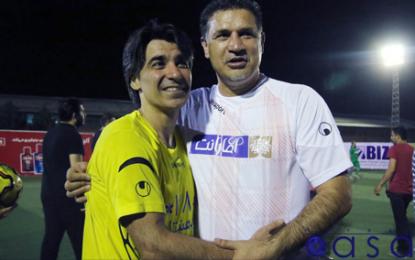 شمسایی: برای ایران افتخار است که چندین سال آقای گلی فوتبال جهان متعلق به علی دایی بود