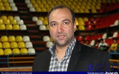 عراقی زاده: شاید ما چوب همشهری بودن با تاج را می خوریم!/ گیتی پسند هر سال قدرتمند وارد لیگ شده است