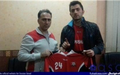جذب یک بازیکن لیگ برتری دیگر توسط آتلیه طهران قم