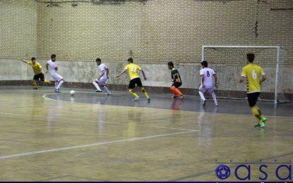 پیش بازی هفته هشتم لیگ دسته اول گروه الف / رقابت حساس قرچک با بهراد؛ پیکارهای نزدیک تیم های هم امتیاز
