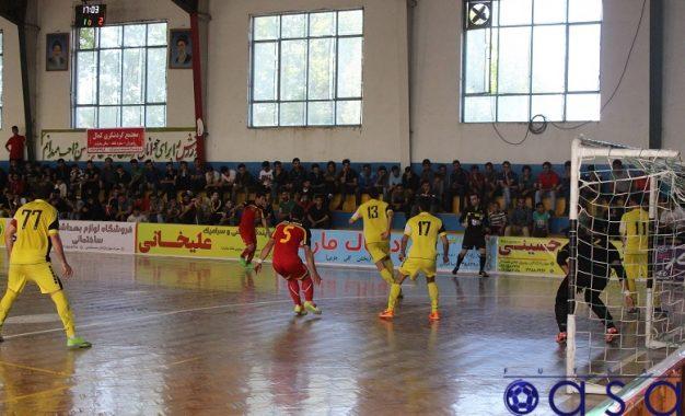 نتایج روز سوم مرحله دوم لیگ دسته دوم  + جدول رده بندی و برنامه روز آغاز دور برگشت