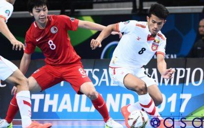 مسابقات فوتسال مقدماتی جام ملتهای آسیا به تعویق افتاد