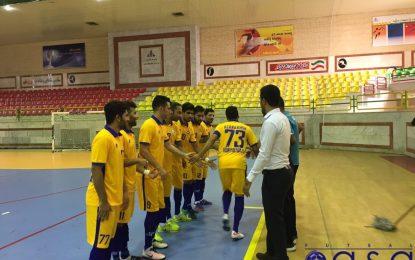 آخرین وضعیت نقل و انتقالاتی باشگاه ملی حفاری اهواز