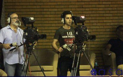 پخش زنده دیدار گیتی پسند و کراپ الوند از دو شبکه استانی