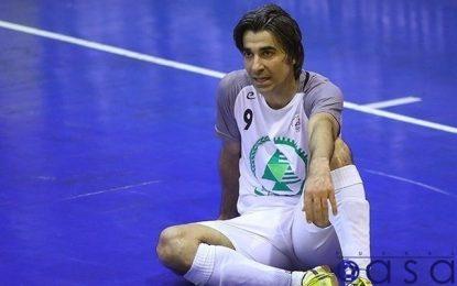 جلسه شمسایی با مربی تیم ملی فوتسال