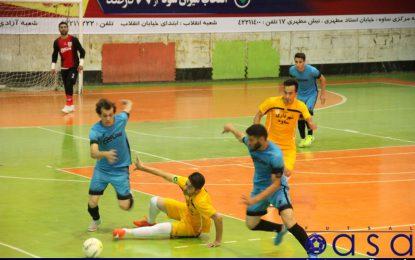 نتایج هفته هفتم لیگ دسته اول؛ جنگ صدرنشیان گروه اول برنده نداشت/ روز کامبک ها در کرمانشاه، بندرعباس و سیرجان