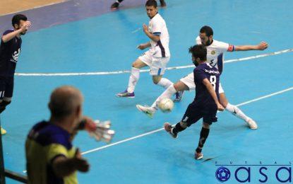 نتایج هفته پنجم لیگ دسته اول؛ هفته تساوی های پر گل/ پاس روی نوار پیروزی