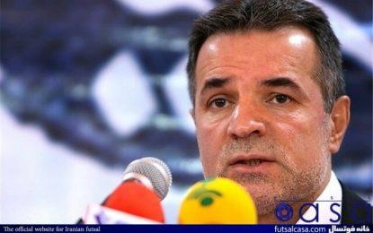 انصاریفرد: شیطنتها باعث شد اسپانسر منصرف شود/ سازمان فوتسال ایران تشکیل میشود