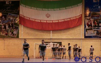 تیم ملی فوتسال و نگرانی از لغو بازی های تدارکاتی