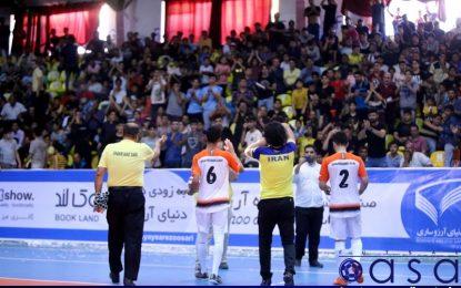 سرمربی جدید تیم فوتسال شهروند ساری تا آخر هفته انتخاب میشود