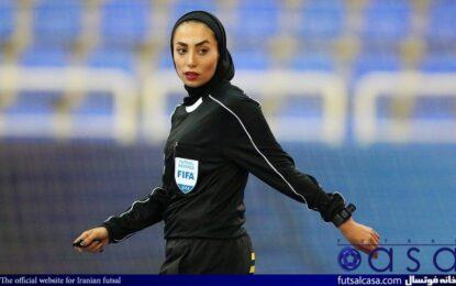 زری فتحی: همه از قضاوتم شوکه شدند/ تلاش میکنم توانایی زن ایرانی را به دنیا نشان بدهم