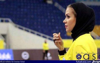 حضور قطعی ۲ داور ایرانی در جام جهانی فوتسال