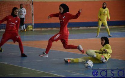 نتایج هفته هفتم لیگ برتر فوتسال بانوان؛ برتری پالایش در دیدار بزرگ هفته/ دو تیم خوزستانی صدرنشینان در انتهای دور رفت