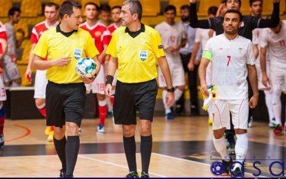 علی اصغر حسن زاده:آمادگی تیم ملی فوتسال در حد جام جهانی نیست