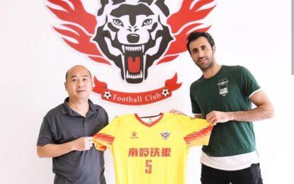 اسماعیل پور فصل بعد هم در لیگ چین حضور خواهد داشت
