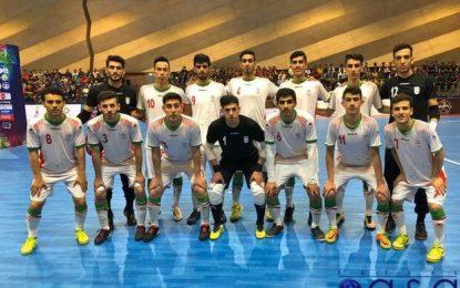 دعوت تیم فوتسال امید ایران به تایلند