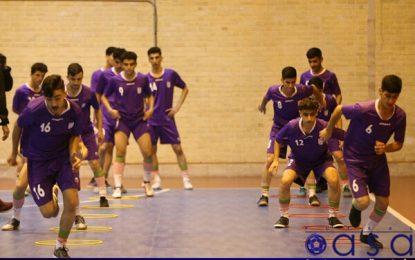 حضور تیم ملی زیر ۲۳ سال ایران در تورنمنت شیراز