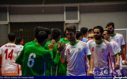 زمان احتمالی اولین بازی ایران در جام جهانی فوتسال