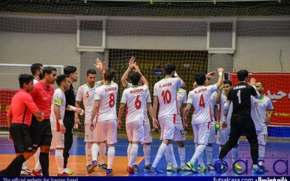تمجید از بازیکنان جوان لیگ، پیش زمینه جوانگرایی در تیم ملی فوتسال