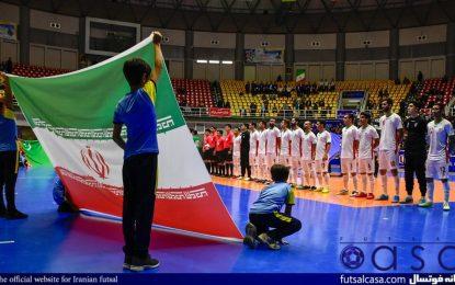 احتمال برپایی اردوی یک هفتهای تیم ملی فوتسال ایران در کویت