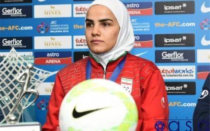 فرشته کریمی:تمرینات تیم ملی به زودی از سر گرفته می شود/با ستارههای تیم ملی، به جام جهانی قطر صعود می کنیم