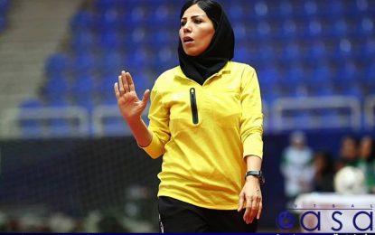 شهناز یاری سرمربی تیم فوتسال زنان سایپا شد