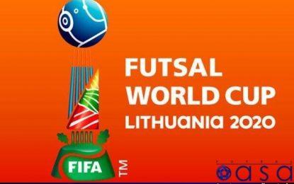 زمان قرعه کشی جام جهانی فوتسال اعلام شد