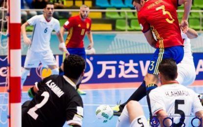 تیم ملی فوتسال ایران به مصاف اسپانیا میرود