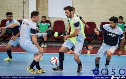 احتمال رویارویی تیم های فوتسال ایران و بلاروس در مشهد