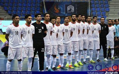 آماده سازی تیم ملی فوتسال برای ۲ دیدار دوستانه برابر ازبکستان
