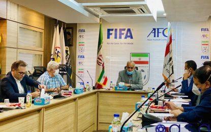 جلسه سرپرست سازمان لیگ فوتسال با مدیرعاملهای باشگاهها