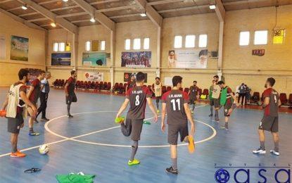 اردوی ۲ روزه تیم ملی پیش از تورنمنت تایلند/بلافاصله بعد از پایان دور نهایی مسابقات لیگ برتر