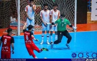 دور اول فینال لیگ برتر؛ مس با هتریک کاپیتانش یک گام به هتریک قهرمانی نزدیک شد/ گیتی پسند اصفهان ۲ – ۴ مس سونگون