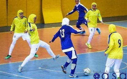 مرحله پلی آف لیگ فوتسال زنان سوم مرداد برگزار میشود