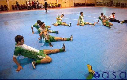 دو اردوی تیم ملی فوتسال تا پیش از شروع لیگ