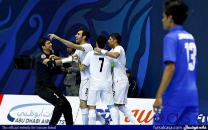 زمان بازی تیم ملی فوتسال در شیراز مشخص شد