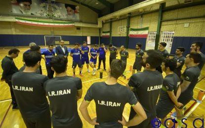 شروع اردوی جدید تیم ملی فوتسال از هفته آینده