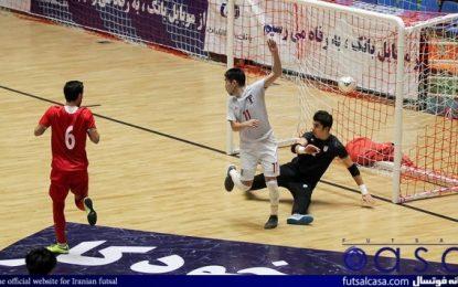 با درخواست سرمربی ژاپنی؛ تیم ملی فوتسال اندونزی به دنبال بازی با ایران