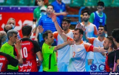 سرمربی تیم ملی فوتسال ناشنوایان: حاشیهها نقاط مثبت فوتسال ایران را زیر سوال میبرد