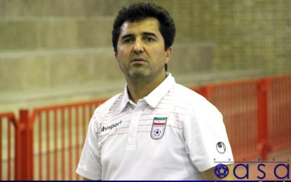 ناظم الشریعه: اینفانتینو گفت ایران پادشاه فوتسال آسیا است/ از استانداردهای لازم در جام جهانی دور هستیم