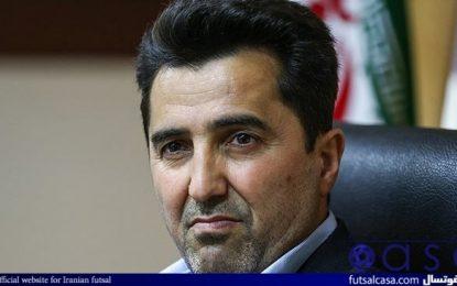 ناظم الشریعه: احتمال زیاد جام ملتها در اردیبهشت سال بعد برگزار میشود/اردوهای خودمان را با ترس و لرز برپا میکنیم