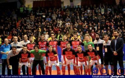 تدارک گیتی پسند برای حضور در مسابقات فوتسال باشگاههای جهان