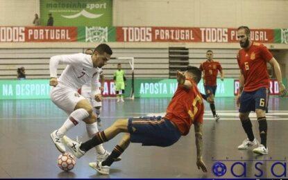 بازی با پرتغال لغو شد؛ تیم ملی فوتسال اسپانیا به مصاف برزیل میرود