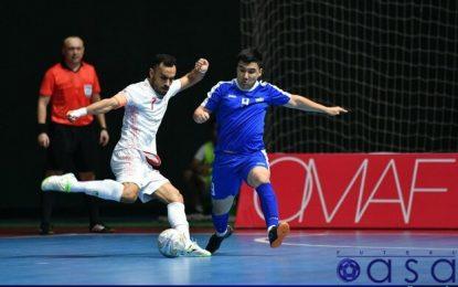 پیروزی تیم ملی فوتسال ایران مقابل ازبکستان / ازبکستان ۱ – ایران ۲