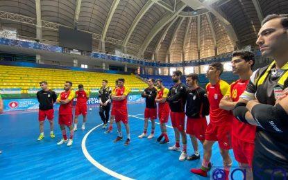 تذکر سرمربی تیم ملی فوتسال به بازیکنان/ ازبکستان دونده است
